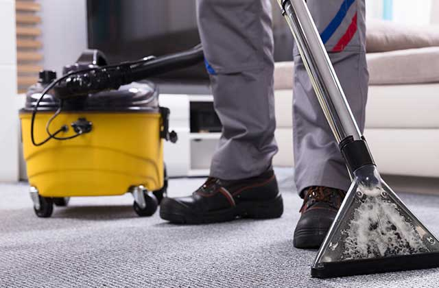 Industrial Carpet Cleaning Toronto