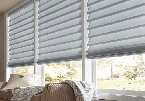 Roman Blinds Cleaning Toronto